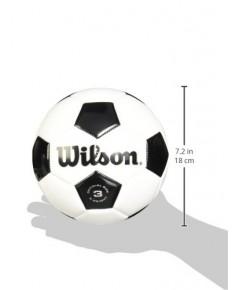 Wilson : WLS49244* ลูกฟุตบอลเบอร์3 Traditional Soccer Ball Size3