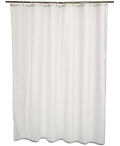 AmazonBasics : AZBTEX-AM002* ม่านกั้นอาบน้ำ Shower Curtain with Hooks