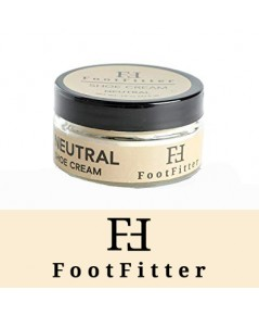 FootFitter : FOFNTL* ครีมขัดรองเท้า Premium Shoe Cream Polish Neutral 1pk.