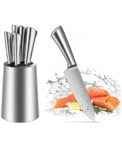 KEEMO : KEMAMZ001* ชุดมีดทำครัว Professional 5 Pieces Kitchen Knife