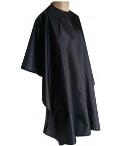 Magiczone : MGZBLK* ผ้าคลุมเสริมสวย Professional Barber Cape Black, 2-pack