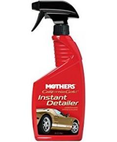 Mothers : MTH08216* สเปรย์ทำความสะอาด California Gold Instant Detailer