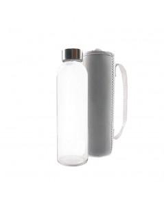 TeiKis : TIKAMZ001* ขวดน้ำ Glass Water Bottles 18oz. 1pk.