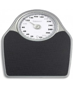 Thinner : TNRTH100S* เครื่องชั่งน้ำหนัก Extra-Large Dial Analog Precision Bathroom Scale