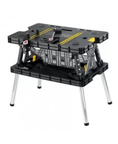 Keter : KET197283* โต๊ะทำงาน Folding Table Work Bench