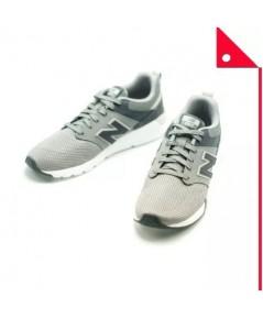 New Balance : NBMS009GM1-GY* รองเท้าผ้าใบลำลองผู้ชาย New Balance Men\'s 009 Shoes Grey