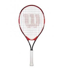 Wilson : WLSWRT20170* ไม้เทนนิส Wilson Federer Jr 25  Tennis Racket