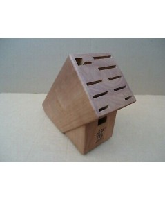 ZWILLING : ZWL 38449* บล็อกเก็บมีด ZWILLING J.A. Henckels TWIN 10 slot Knife Block - Oak