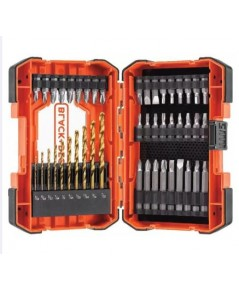BLACK DECKER : BDKBDA46SDDD* ชุดไขควง/ดอกสว่าน Screwdriver Bit Set, 46-Piece Screwdriver Bit Set, 4