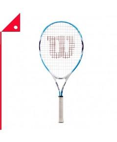 Wilson : WLS WRT20440U* ไม้เทนนิส Wilson Serena 25\quot; Junior Tennis Racket Play