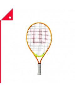 Wilson : WLS AMZ002* ไม้เทนนิส Wilson Federer 19\quot; Junior Tennis Racket