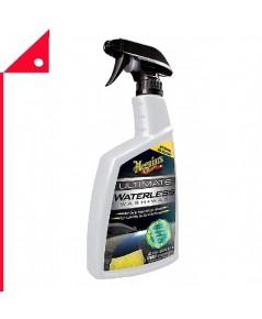 Meguiar\'s : MGR G3626* น้ำยาล้าง  เเว็กซ์รถยนต์ Meguiar\'s Ultimate Waterless Wash  Wax 26oz.
