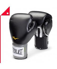Everlast : EVL 1200013* นวมซ้อมมวย Everlast Pro Style Boxing Gloves 12oz, Black