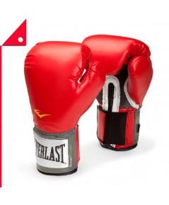 Everlast : EVL 1200008* นวมซ้อมมวย Everlast Pro Style Boxing Gloves 14oz, Red