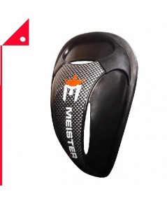 Meister : MST AMZ001* กระจับมวย  Carbon Flex Groin Protector Cup