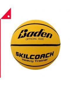 Baden : BDNSKC-6* ลูกบาสเกตบอล SkilCoach Heavy Trainer Rubber Basketball - Size 6