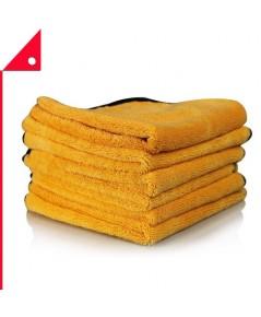 Chemical Guys : CCGMIC507* ผ้าไมโครไฟเบอร์ Premium Microfiber Towel 6pk.