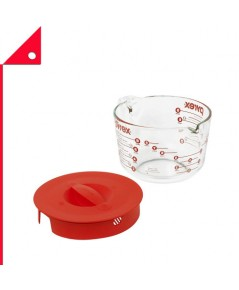 Pyrex : PYR 1055161* ถ้วยตวง 8-Cup Glass Measuring Cup with Lid