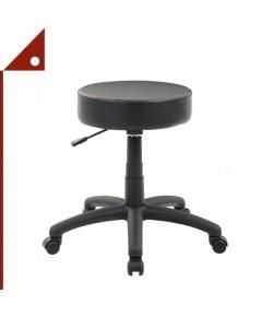 Boss Office : BOPB210V-BK* เก้าอี้สำนักงาน Boss Office Products Chairs Stools, Normal Height, Black