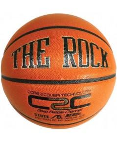 The Rock : TRKMG-4500-PC-NF*  ลูกบาสเก็ตบอล Basketball Size 6