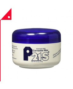 P21S : P21S12700W* แวกซ์เคลือบสีรถยนต์ Carnauba Wax 6.2oz