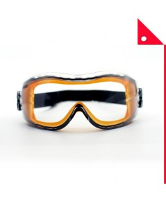 DEWALT : DWT DPG82-11C* แว่นตานิรภัย Anti-Fog Dual Mold Safety Goggle