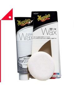 Meguiar\'s : MGR G6107* แวกซ์ขัดเงา White Wax Paste