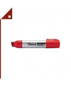 Sharpie : SHP44002* ปากกามาร์กเกอร์ Permanent Marker Magnum Red, 1pk