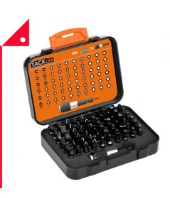 TACKLIFE : TKL PSDB1A* ชุดดอกไขควง Precision Magnetic Driver Kit