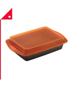 Rachael Ray : RCR 57994* ถาดอบขนม Nonstick Bakeware w Grips