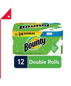 Bounty :  BNT76209* กระดาษเอนกประสงค์ม้วนใหญ่ Select-A-Size Paper Towels 12 Double Rolls