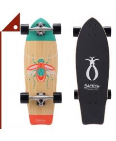 SANVIEW : SNV28-IST* ครุยเซอร์บอร์ด Skateboard Cruiser 28-Inch, Insect