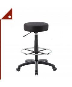 Boss Office : BOPB16210-BK* เก้าอี้สำนักงาน Products DOT Drafting Stool in Black