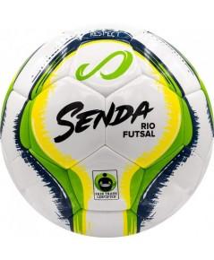 Senda : SNDSFT1010-4GN* ลูกฟุตบอล Rio Premium Training Futsal Ball - Size 4