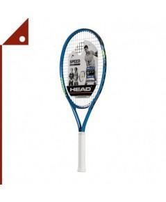 HEAD : HED234257* ไม้เทนนิส Speed Kids Tennis Jr.Racket, Blue