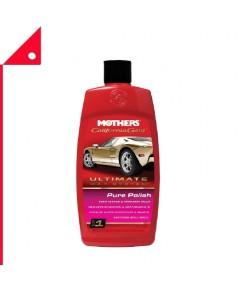 Mothers : MTH07100* แวกซ์เคลือบสีรถยนต์ California Gold Pure Polish 16oz.
