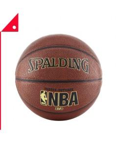 Spalding : SPD644128* ลูกบาสเกตบอล NBA Zi/O Indoor-Outdoor Size 7