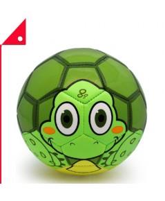 PP PICADOR : PPDTUT-3* ลูกฝุตบอลสำหรับเด็ก Toddler Soft Soccer Ball Turtle - Size 3