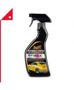Meguiar\'s : MGR G17516* สเปรย์แวกซ์สำหรับบำรุงสีรถ Ultimate Quik Wax 15.2oz.