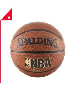 Spalding : SPD731708* ลูกบาสเกตบอล NBA Street Outdoor Basketball - Size 5