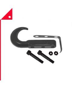 Rugged Ridge : RGR 11236-02* ตะขอลากรถ Black Universal Front Tow Hook