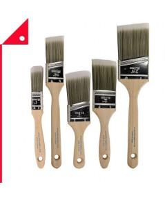 Pro Grade : PGR AMZ001* แปรงทาสี Paint Brushes Set, 5-Piece