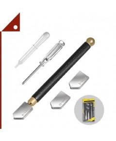 MOARMOR : MRMAMZ001* มีดตัดกระจก Glass Cutter Tool Set, 2 mm-20 mm