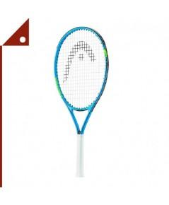 HEAD : HED233830* ไม้เทนนิส Instinct Junior Girls' Tennis Racquet, 23Inch, Blue