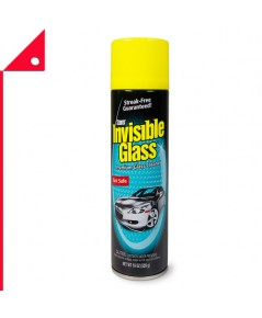 Invisible Glass : IVG 91164* น้ำยาฉีดกระจกรถ Automotive Glass Cleaner, 19oz.