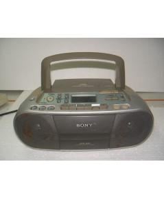 Sony Mini-Compo หูหิ้ว CFD-S01