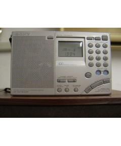 วิทยุคลื่นสั้น SONY ICF-SW7600GR Stereo/FM/AM/SW/LW เป็นวิทยุ World wide Band