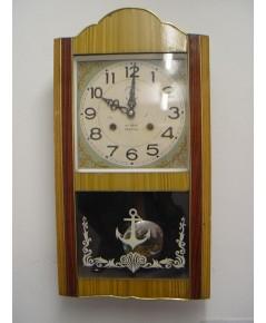 นาฬิกาแขวนลูกตุ้ม Steel Master (Anchor Brand)ตราสมอ 31 วัน 2ลาน