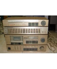ชุดเครื่องเสียง Marantz Vintage 4ชั้น พร้อมชุดลำโพงใช้งานได้ปกติ