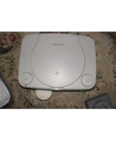 เครื่องเล่นเกมส์ PS1 SONY และอุปกรณ์ของแท้ครบ ใช้งานได้ปกติ
